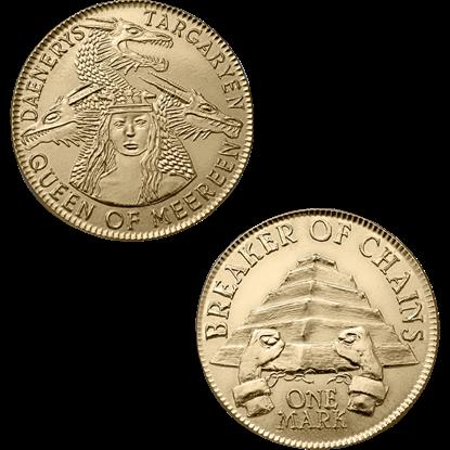 Queen of Meereen Golden Mark
