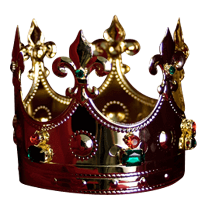 Royal's Gem Studded Crown