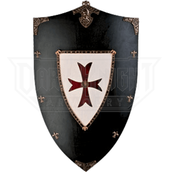 Crusaders Wooden Shield