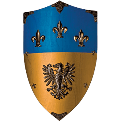 Charlemagne Wooden Shield
