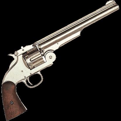 M1869 Revolver Nickel