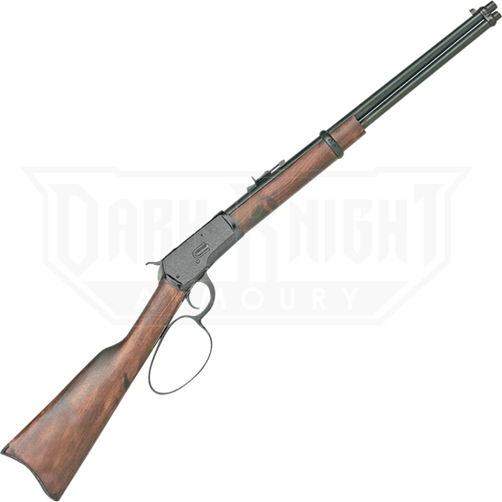 1892 Lever Action Cowboy Rifle Brass