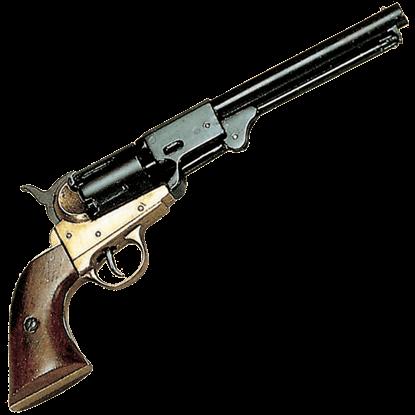 M1851 Navy Revolver Brass