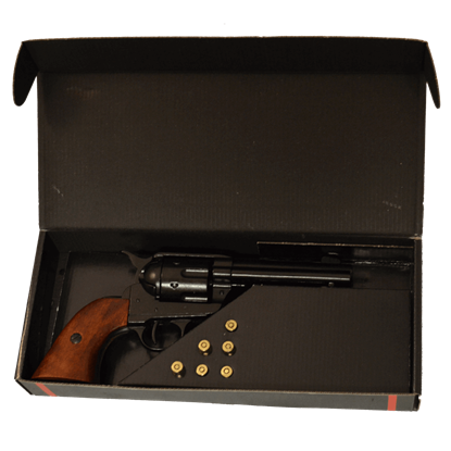 Black 1873 .45 Colt Peacemaker Box Set