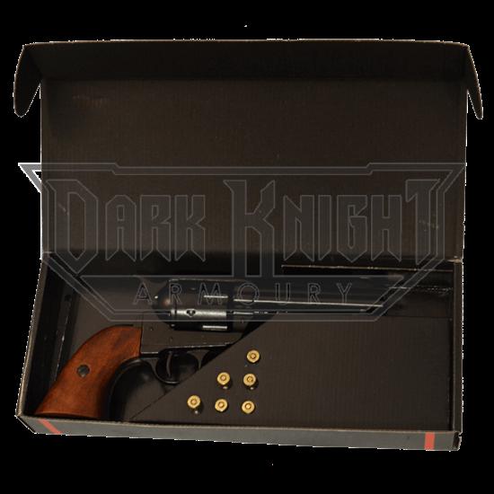 Black 1873 .45 Colt Peacemaker Box Set