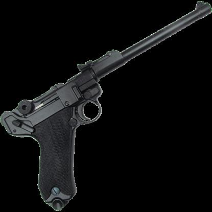 1917 Artillery P08 Luger Pistol