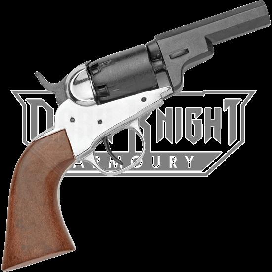 1849 Pocket Pistol Nickel