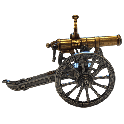1861 Miniature Civil War Gatling Gun