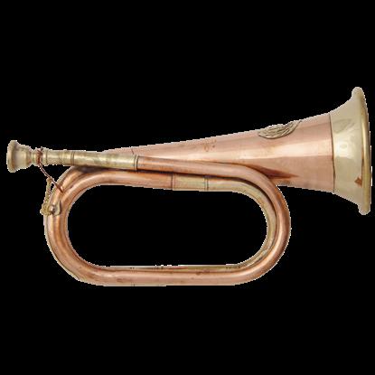 Two Tone CSA Bugle