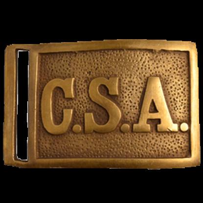 Rectangular CSA Belt Buckle