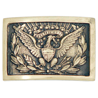 1851 Officers Belt Buckle