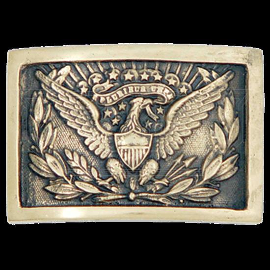 1851 Officers Belt Buckle