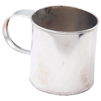 Civil War Tin Mug