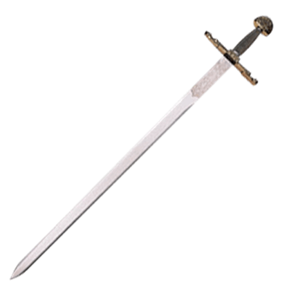 Charlemagne Sword with Scabbard