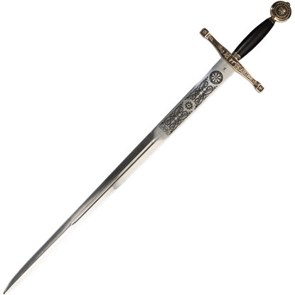 Bronze Hilt Excalibur Sword