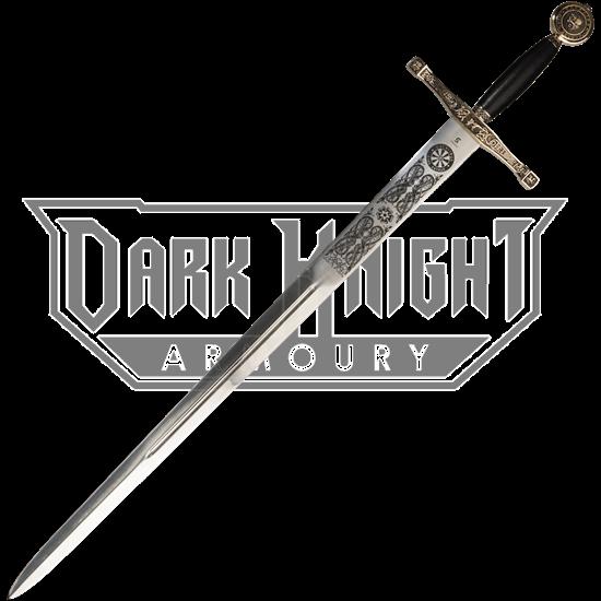 Bronze Hilt Excalibur Sword