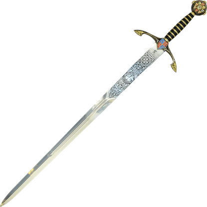 Black Hilt Black Prince Sword