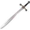 Persian Ceremonial Sword - Brass