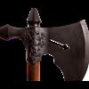 15th Century French Black Battle Axe