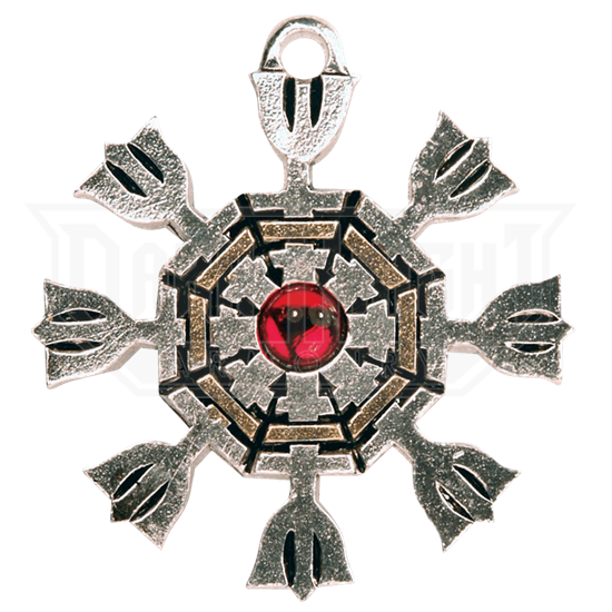 Eagershelm Viking Necklace