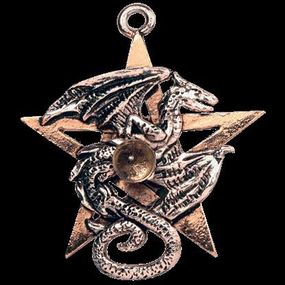 Dracogram Necklace