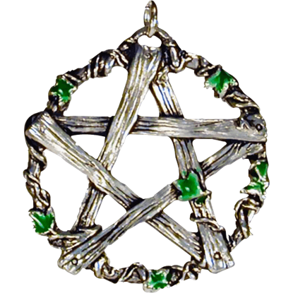 Pentacle of Pan Necklace
