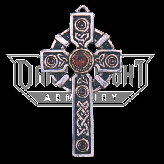 Celtic Crux Necklace