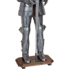 16th Century Italian Full Suit of Armor with Sword