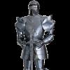 Decorative Fleur de Lis Full Suit of Armor