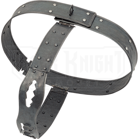 4697fed5dc85 Female Chastity Belt Replica - ME-0038 from Leather Armor