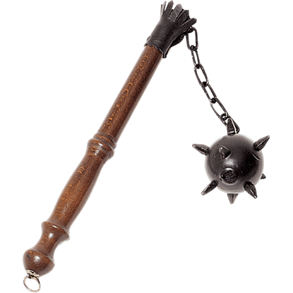 Medium Single Ball Medieval Flail