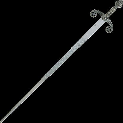 Decorative Saint Fernando III Sword