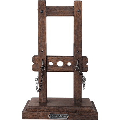 Miniature Pillory