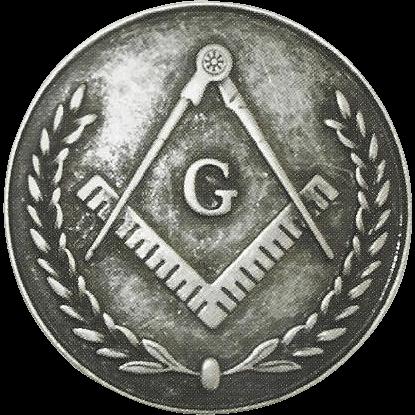 Masonic Paperweight
