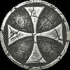 Templar Cross Paperweight