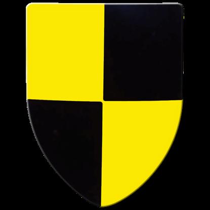 Knights Steel Battle Shield
