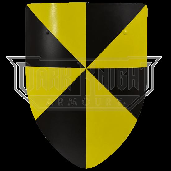 Campbell Steel Battle Shield