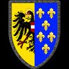 Charlemagne Steel Battle Shield