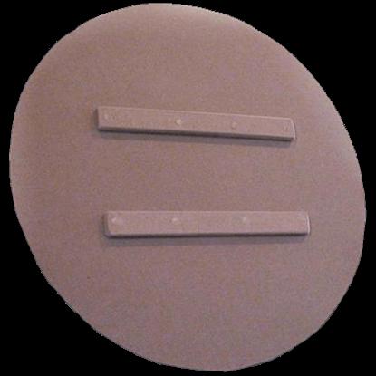 Wooden Blank Unpainted Shield