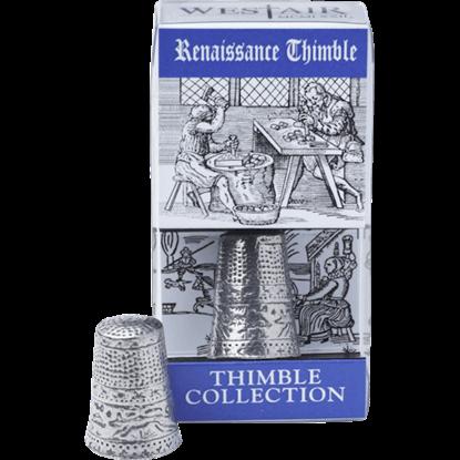 Renaissance Thimble