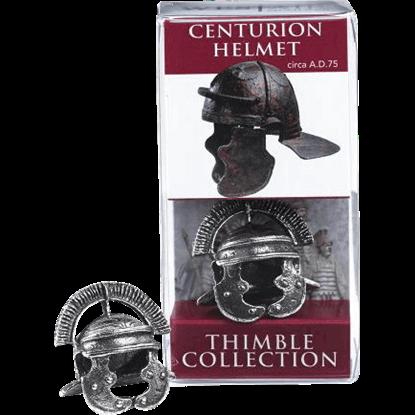 Roman Centurion Helmet Thimble