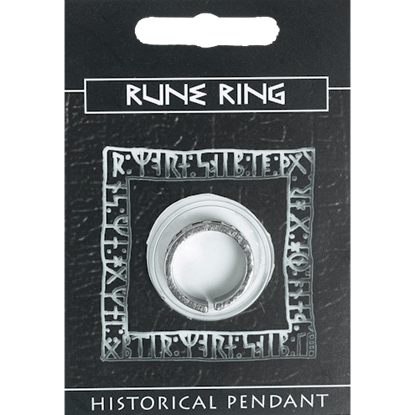 Pewter Rune Ring