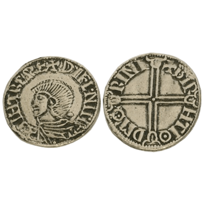 Sithric Viking Penny Replica Coins