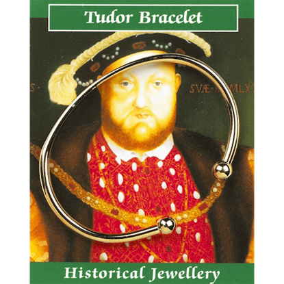 Gold Plated Tudor Bracelet