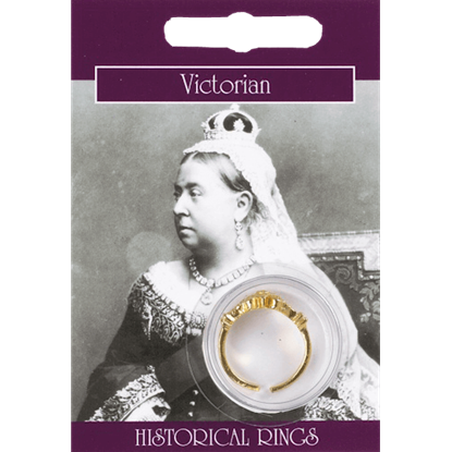 Gold Plated Victorian Ring