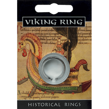 Pewter Viking Ring