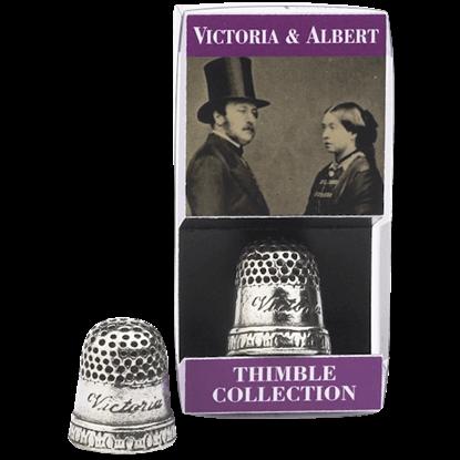 Victorian Thimble