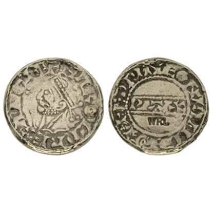 Harold II Penny Replica Coins