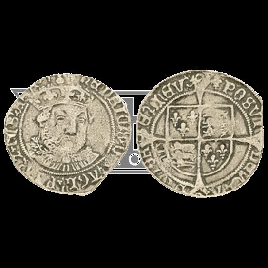 Henry VIII Groat Replica Coins