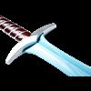 The Hobbit - Bilbo's Glowing Sting LARP Sword